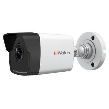 HiWatch DS-I400(B) (2.8mm) IP камера цилиндрическая