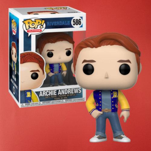Funko Pop Archie Andrews - Riverdale 586