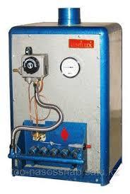 Unilux КГВ 120А кВт автоматическая регулировка температуры напольный газовый котел до 1200м²