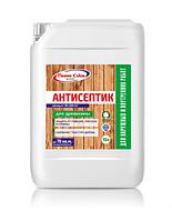 Антисептик для древесины ThermoColorWood (Готовый раствор 10 литров)