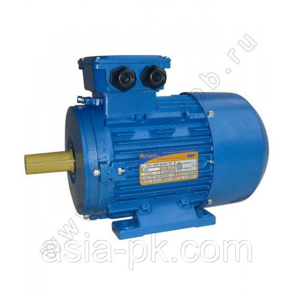Электродвигатель 0.37кВт АИР63В4 IM1081 380В IP55
