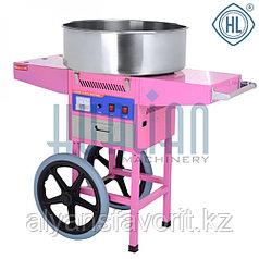Аппарат для производства сахарной ваты HEC-03C (с тележкой)