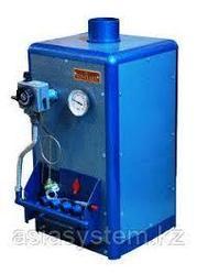 Unilux КГВ 32С кВт ГВС автоматическая регулировка температуры  напольный газовый двухконтурный котел до 300м²