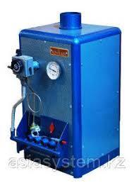 Unilux КГВ 42С кВт ГВС автоматическая регулировка температуры  напольный газовый двухконтурный котел до 400м²
