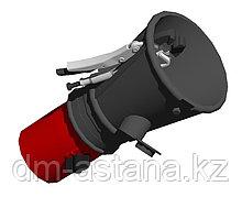 Резиновая насадка на спаренные выхлопные трубы а/м для шланга 75 мм WORKY (Италия) GRNG-16075
