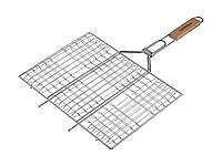 Решетка-гриль GRINDA 424700, BARBECUE, плоская, 300 х 400 мм