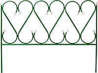 Забор декоративный GRINDA РЕНЕССАНС, металлический, 50x345см