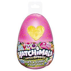 Игрушка мягкая Hatchimals в яйце в непрозрачной упаковке (Сюрприз) 6056664