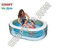 Надувной бассейн Intex 57482 (Габариты: 163*107*46 см)