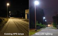Светильники светодиодные консольные уличные, промышленные светильники, тоннельные светильники, фото 8