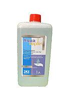 Aquaseptin Готовый бесспиртовой кожный антисептик для особо чувствительной кожи рук.