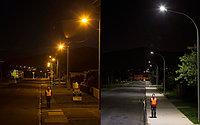Светильник светодиодный консольный уличный на опору. СКУ 50 ватт, фото 7