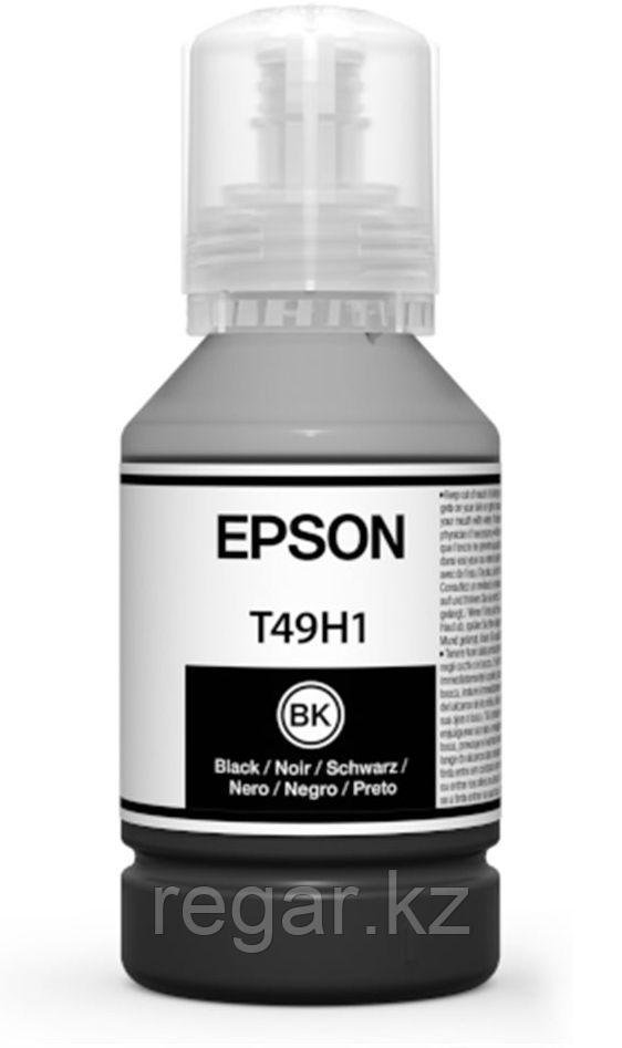 Картридж Epson C13T49H100  Контейнер с черными чернилами для SC-T3100x