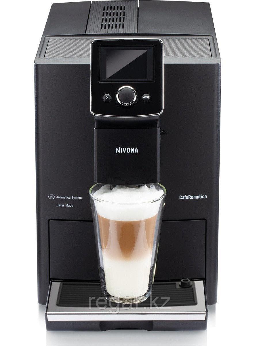 Кофемашина Nivona CafeRomatica NICR 820 чёрный