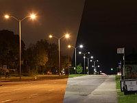 Светильник светодиодный консольный уличный на опору. СКУ 200 ватт., фото 4