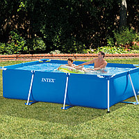Intex 28272 Каркасный бассейн прямоугольный 300х200х75 см