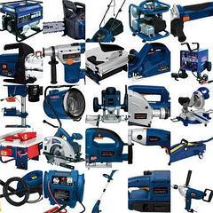 Ручной и электроинструмент, оборудование для дома, строительства и ремонта