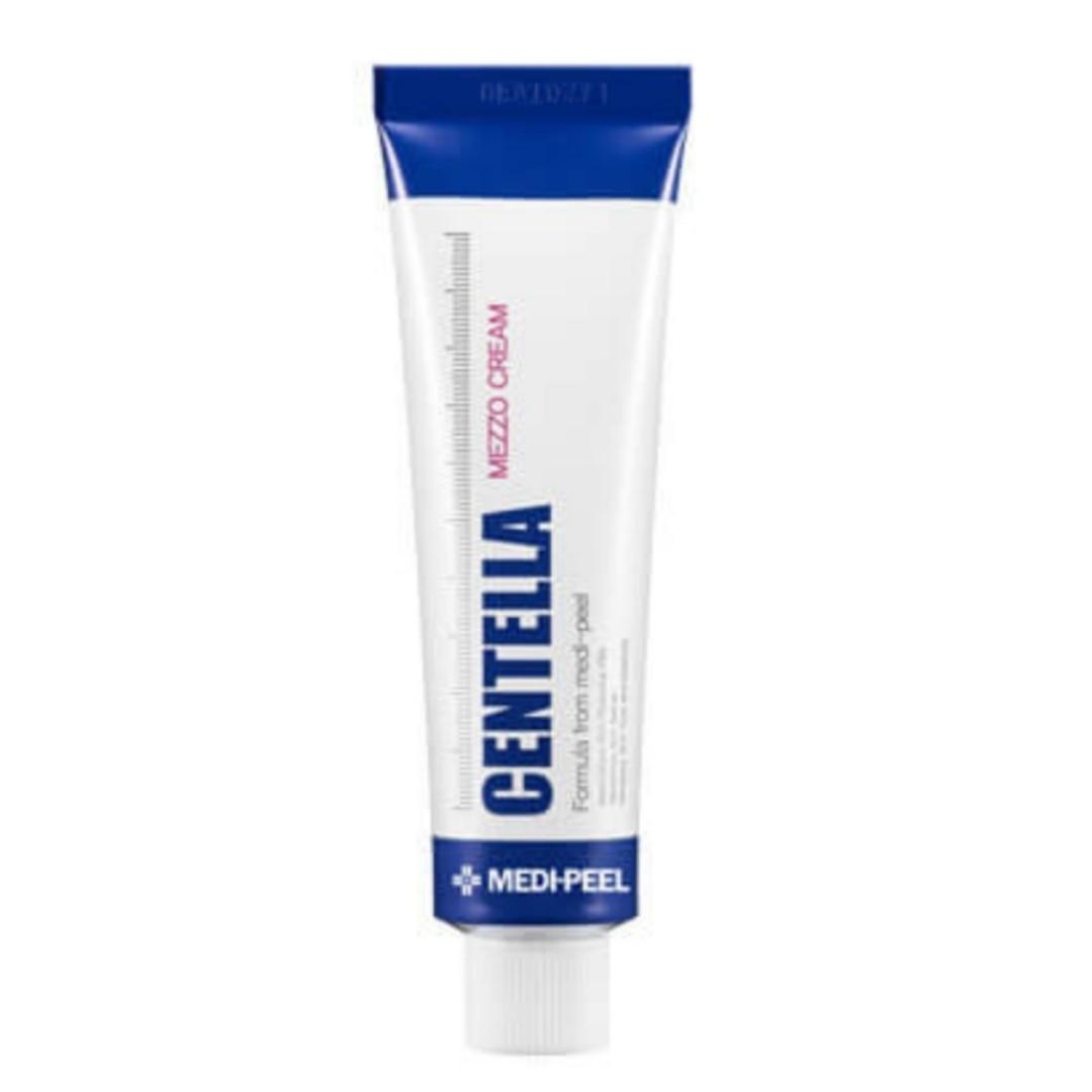 Успокаивающий крем с экстрактом центеллы для чувствительной кожи Medi-Peel Centella Mezzo Cream 50 ml