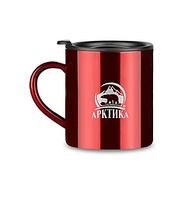 Кружка-термос ARCTICA с крышкой 0,3 л. цвет Красный