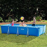 Каркасный бассейн Intex 28273 Rectangular Frame Pool