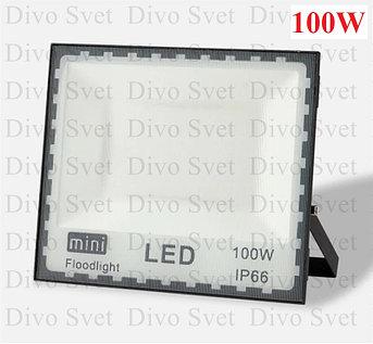 """Прожектор светодиодный """"Mini"""" 100W """"Стандарт"""" серия, эконом. LED Прожекторы освещения 100 Ватт."""