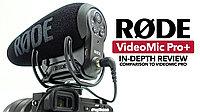 Выносной микрофон Rode VideoMic Pro +, фото 1