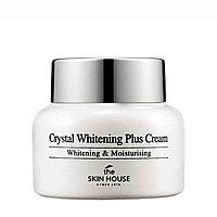 Крем  для лица осветляющий против пигментации The Skin House Crystal Whitening Plus Cream 50 ml