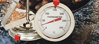 Механический термометр с щупом ( 15см ) биметаллический 0-300°С