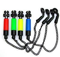 Сигнализатор поклевки механический TURBO Chain Swinger IN-С3 (669132=Green)
