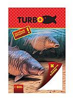 Прикормка универсальная TURBO 800 гр (13135=Карп-Сазан GREEN)
