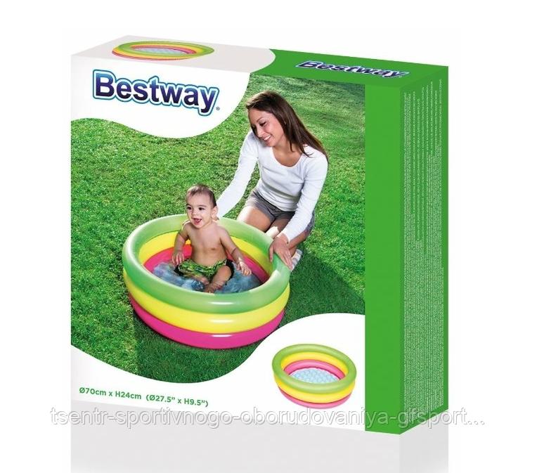 Надувной бассейн Bestway GFSPORT - 51128
