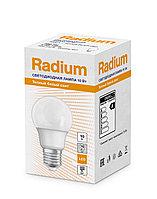 Светодиодная лампа 12 Вт RADIUM теплый белый свет