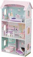 Кукольный дом с мебелью Edufun EF4121 (8 предм)