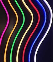 Холодный неон 12 в. 10*5 мм. 9 цветов.  Вид диодов SMD 3528, 12 volt.., фото 3
