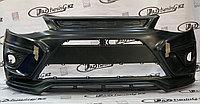 Бампер передний X-MUGEN Лада Калина-2, фото 1