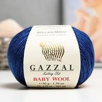 Пряжа 'Baby Wool' 20 кашемир, 40 меринос. шерсть, 40 акрил 175м/50гр (802)