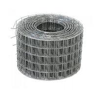 Сетка сварная оцинкованная 25х50х2 мм ГОСТ 2715-75