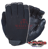 Перчатки Damascus Gear X4 V-FORCE с защитой от прокалывания (Black)