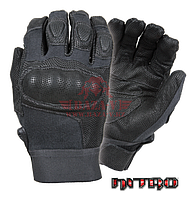 Перчатки Damascus Gear DMZ33 NITRO с защитой костяшек и покрытием Kevlar® (Black)