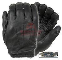 Перчатки кожаные Damascus Gear DFK300 Frisker K с покрытием Kevlar (Black)