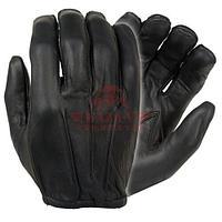 Перчатки кожаные Damascus Gear D20P Dyna-Thin для стрелков (Black)