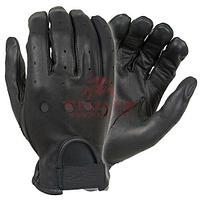 Перчатки кожаные Damascus Gear D22 для водителей (Black)