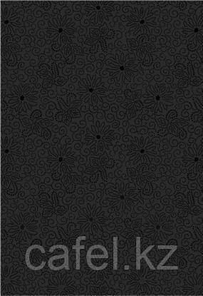 Кафель   Плитка настенная 28х40 Монро   Monro 5 Т черный