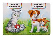 Книги картонные набор «Детские стихи», 6 шт., по 10 стр., фото 2