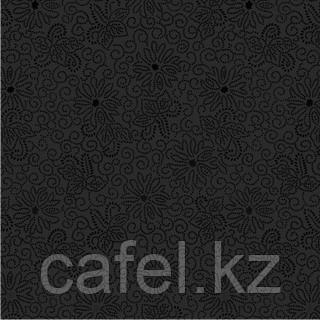 Кафель   Плитка для пола 40х40 Монро   Monro 5 П черный