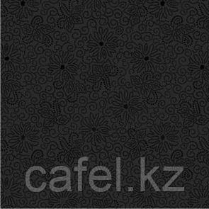 Кафель | Плитка для пола 40х40 Монро | Monro 5 П черный