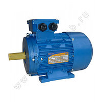 Электродвигатель 5АИ200М8УЗ IM1081 220/380В IP54  18.5кВт