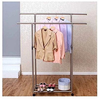 Вешалка для одежды гардеробная YLT-0321А, фото 2
