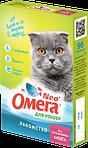 Для стерилизованных кошек и кастрированных котов, Омега Neo +