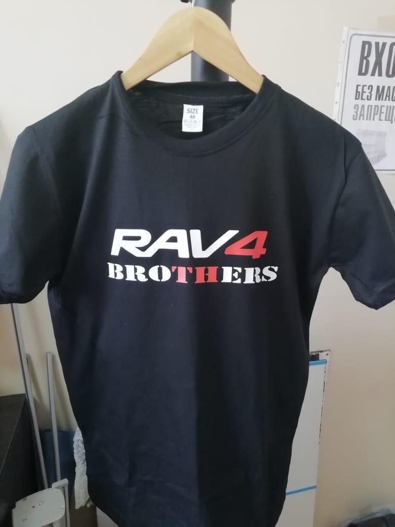 Брендирование футболок по индивидуальному заказу